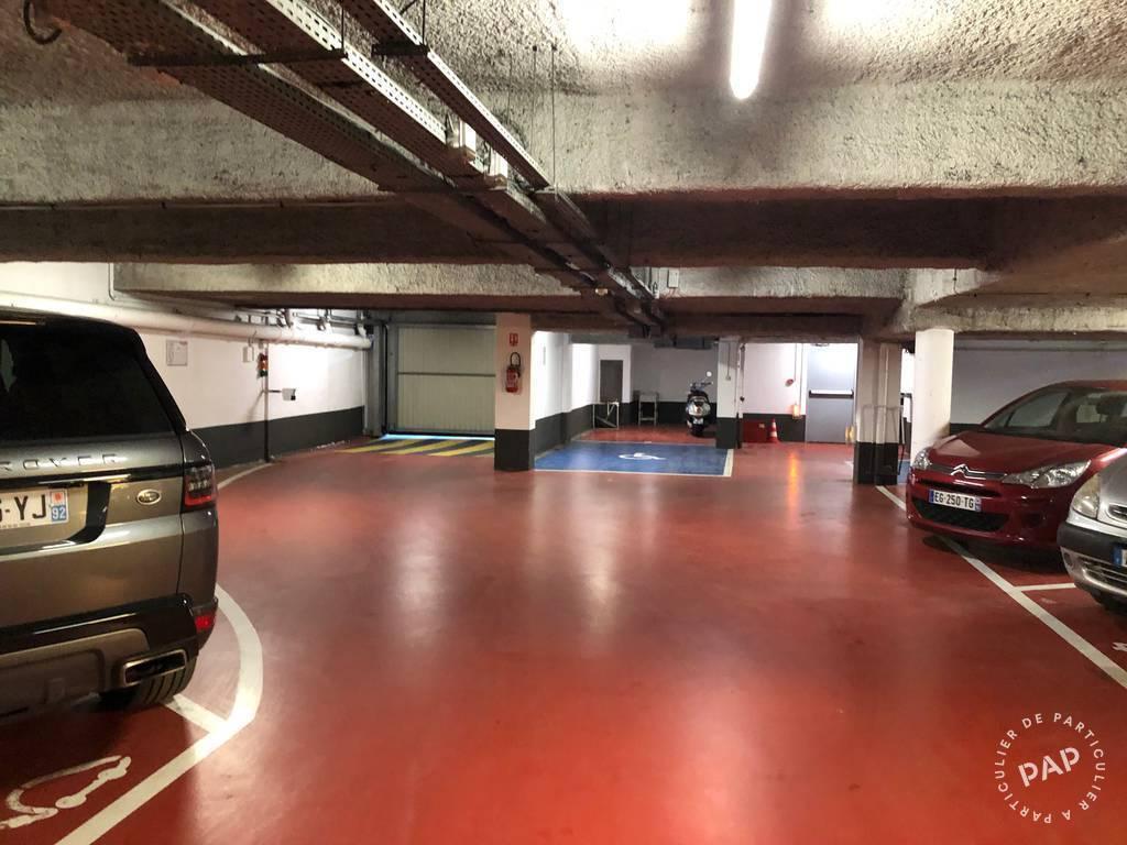 Vente Garage, parking Boulogne-Billancourt (92100)  24.000€