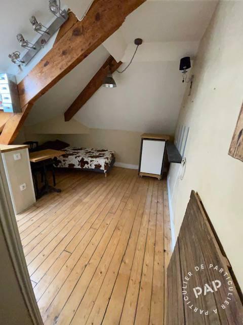Vente appartement studio Saint-Maurice (94410)