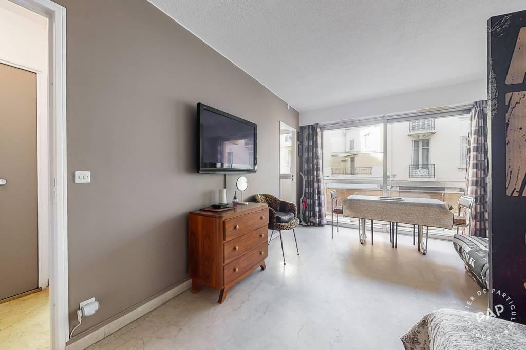 Vente Appartement Cannes (06400) 25m² 150.000€