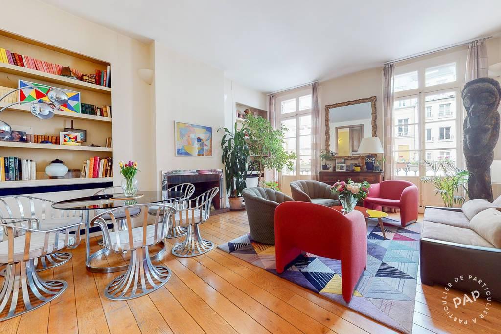 Vente Appartement Paris 4E (75004) 138m² 1.690.000€