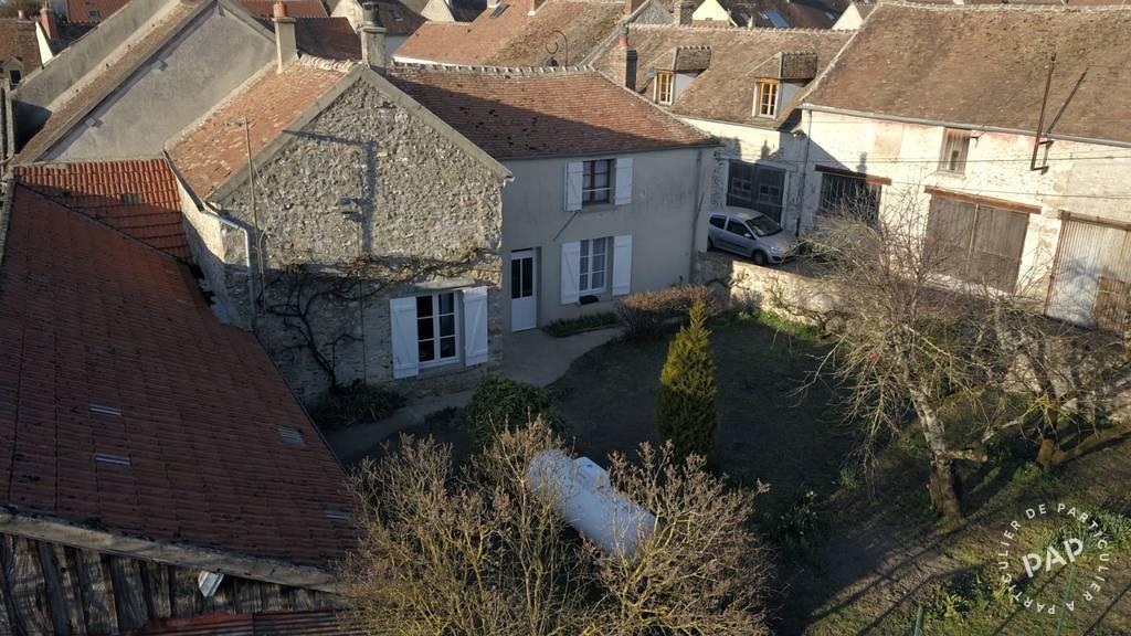 Vente maison 5 pièces La Croix-en-Brie (77370)