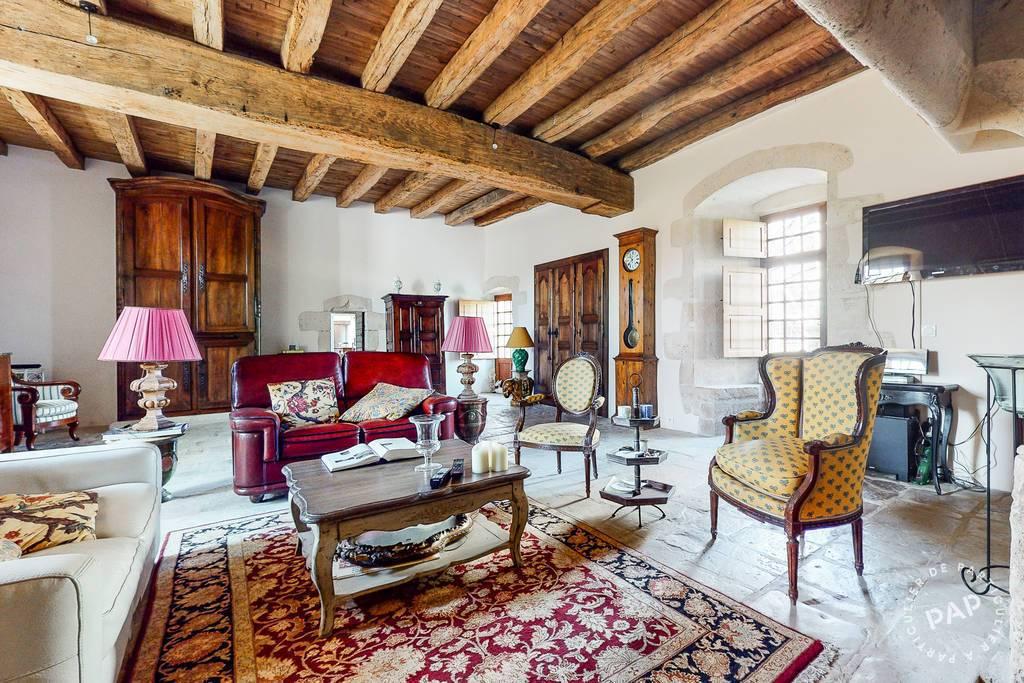Vente Maison Saint-Fraigne (16140) 254m² 399.000€