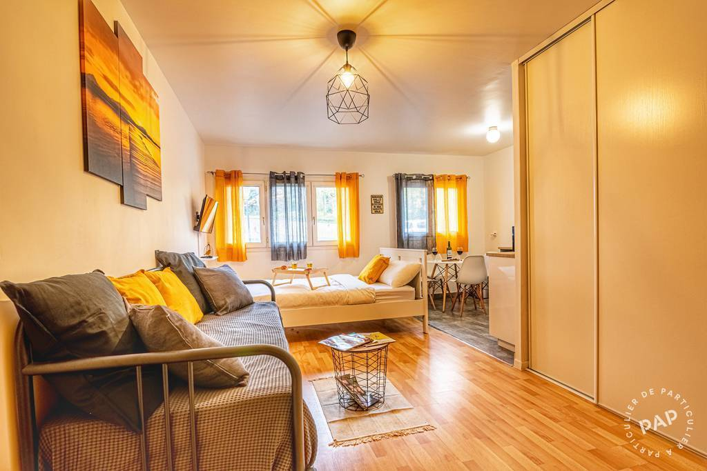 Vente appartement studio Thorigny-sur-Marne (77400)