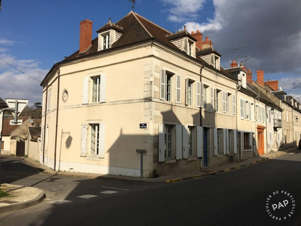 Vente maison 10 pièces Châteauneuf-sur-Cher (18190)
