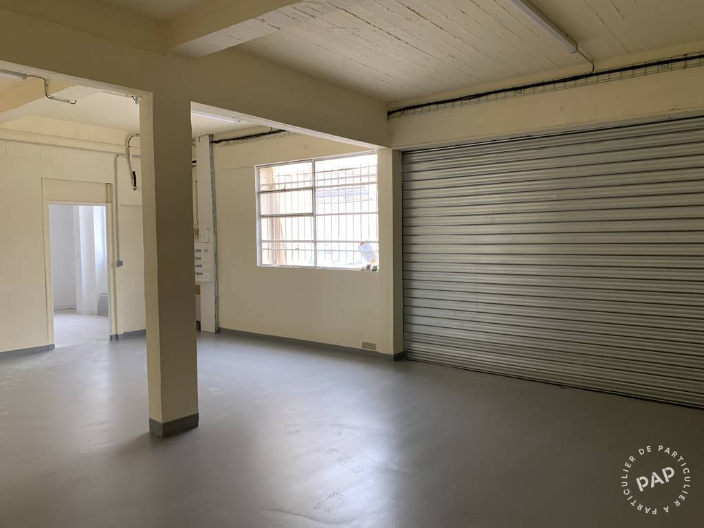 Vente et location Local d'activité Saint-Maur-Des-Fossés 145m² 2.100€