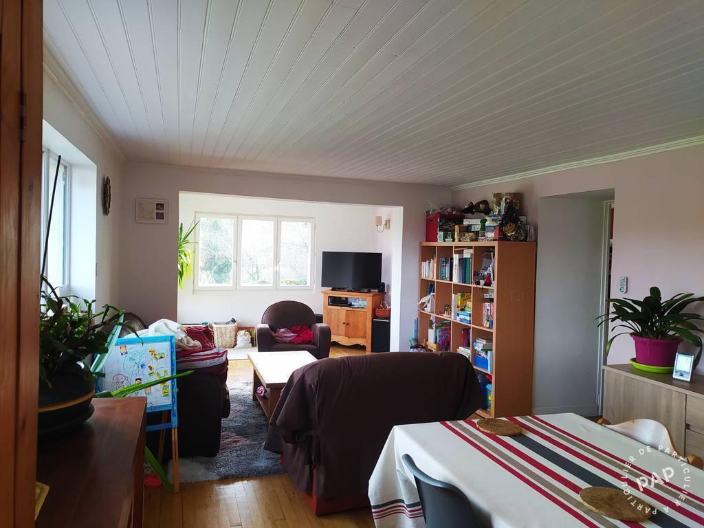 Vente Maison Bessines-Sur-Gartempe (87250) 130m² 190.000€