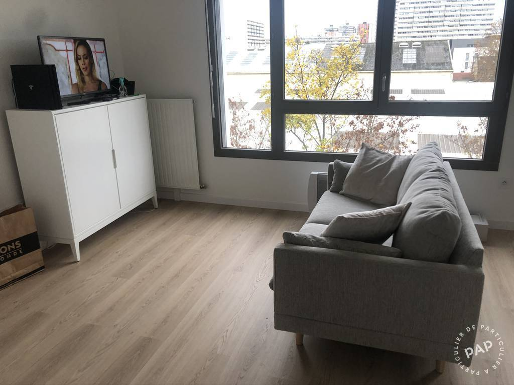 Location Appartement Ivry-Sur-Seine (94200) 34m² 900€
