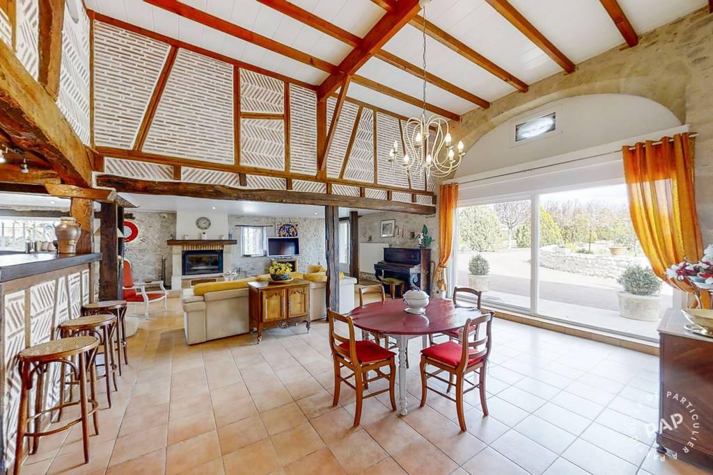 Vente Maison Baleyssagues (47120) 280m² 499.000€