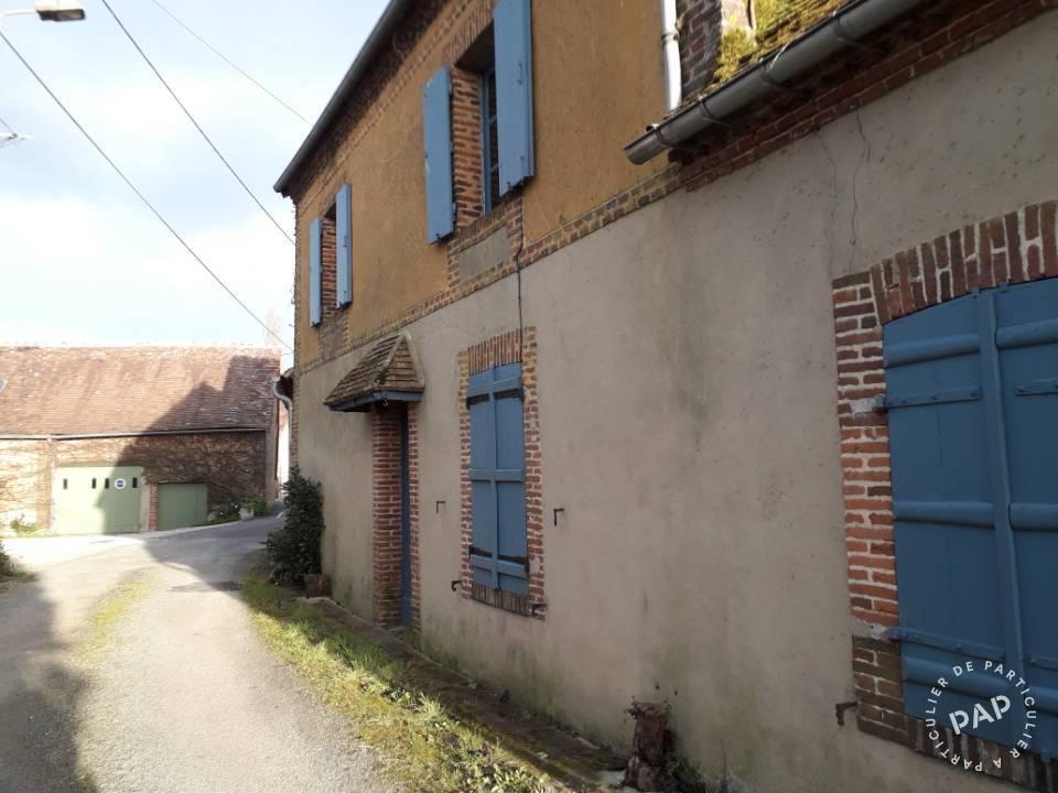 Vente maison 6 pièces Saint-Maurice-lès-Charencey (61190)