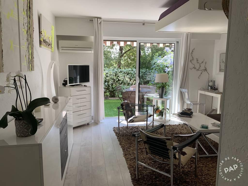 Vente appartement studio Villeneuve-Loubet (06270)