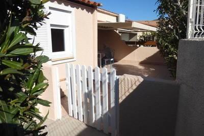 Avec Terrasse Et Parking - Agde (34300)