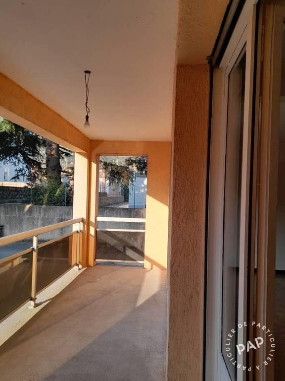 Vente appartement studio Tournon-sur-Rhône (07300)