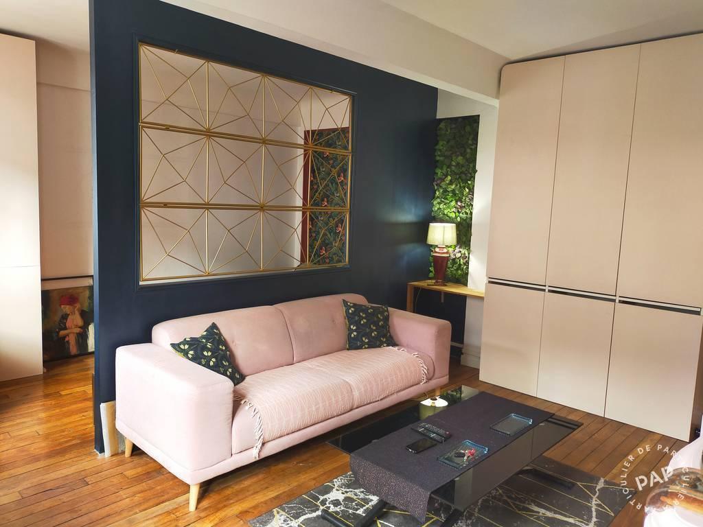 Location appartement studio Aubervilliers (93300)