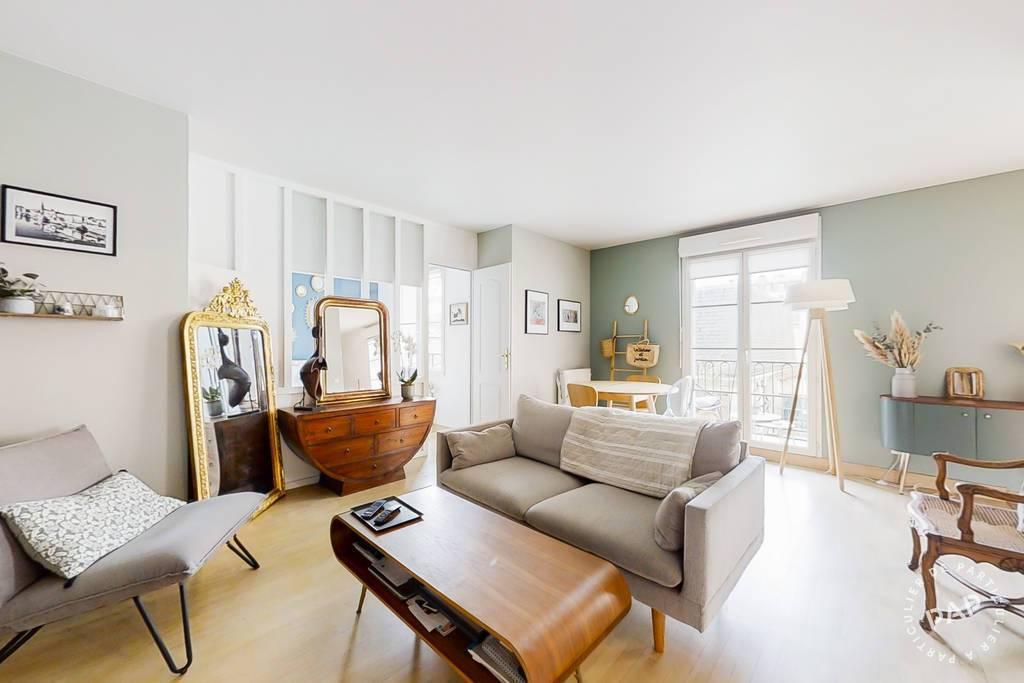 Vente Appartement Asnières-Sur-Seine (92600) 70m² 645.000€