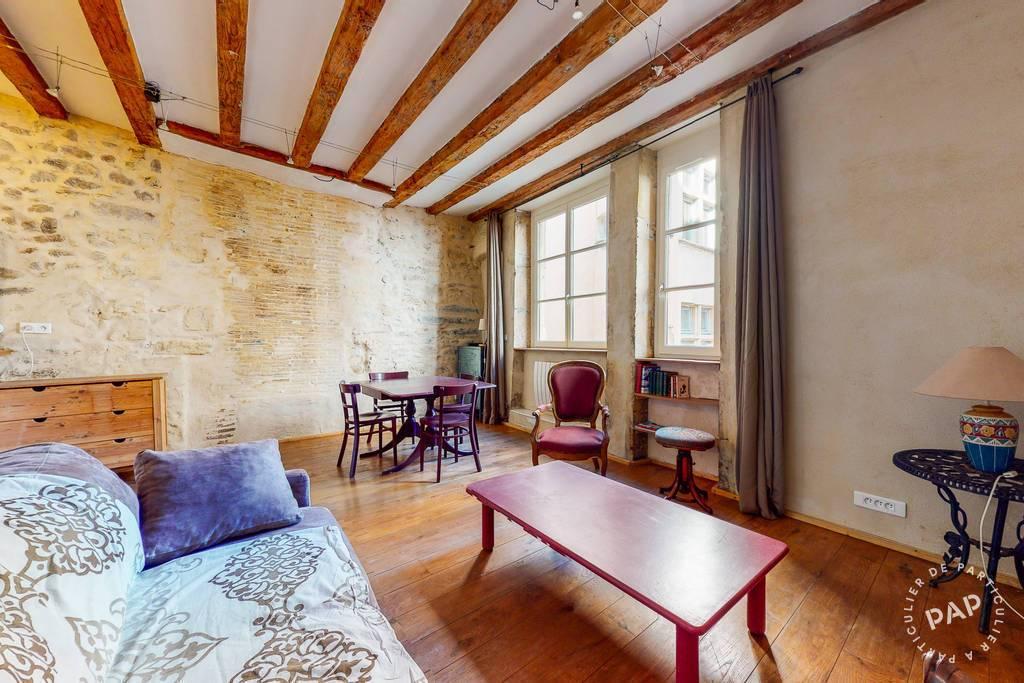 Vente appartement studio Lyon 5e