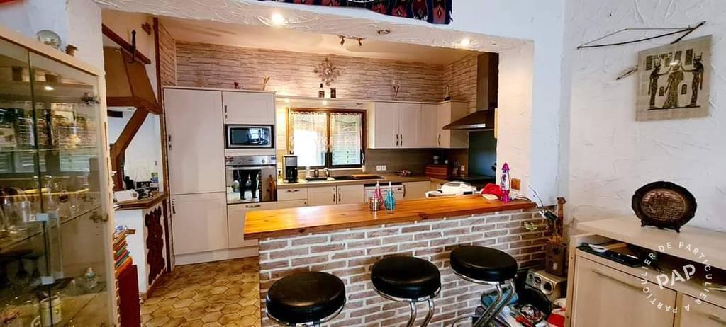 Vente maison 4 pièces Barlin (62620)