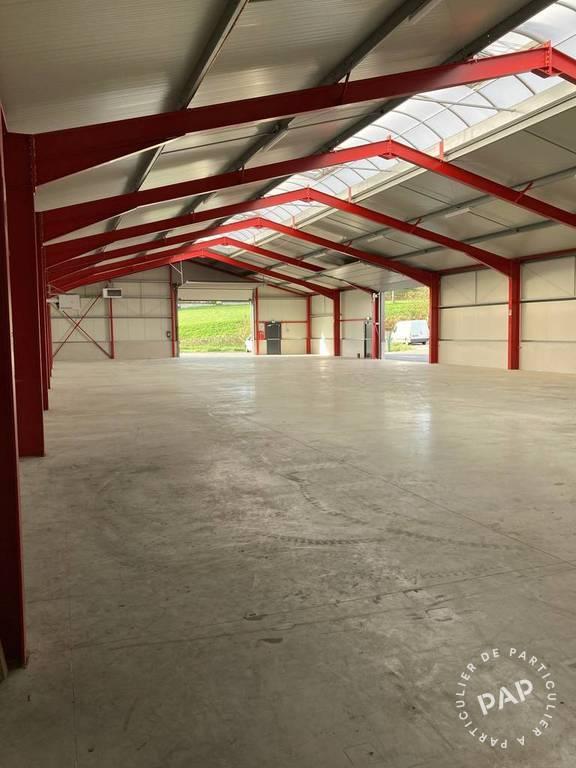 Vente et location Local d'activité Lizy-Sur-Ourcq (77440) 657m² 4.800€