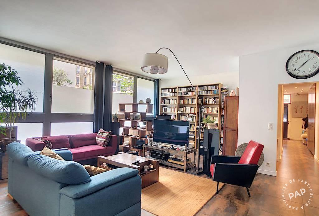 Vente Appartement Paris 17E (75017) 112m² 1.090.000€