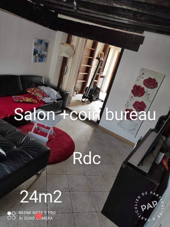 Vente Maison Nanteuil-Lès-Meaux (77100)