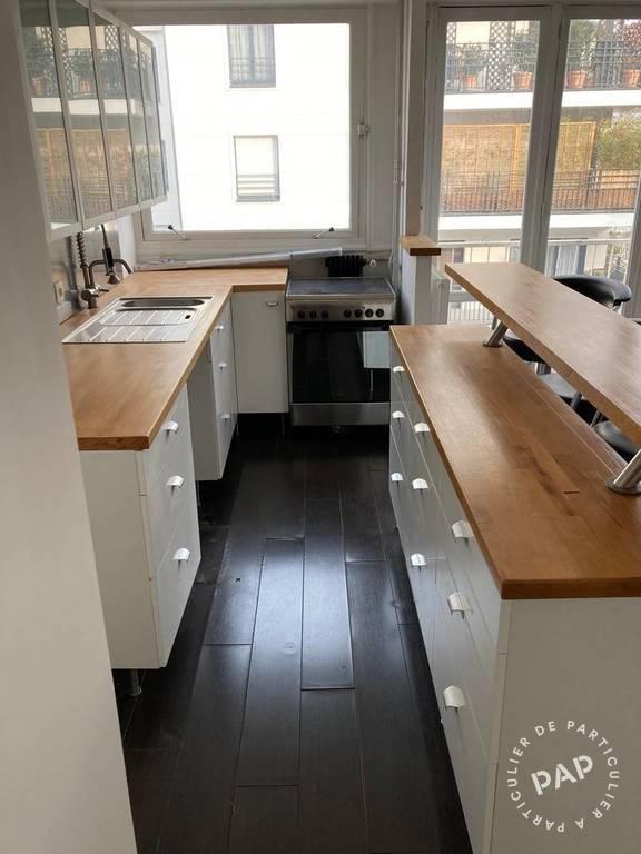 Vente Appartement La Garenne-Colombes (92250)