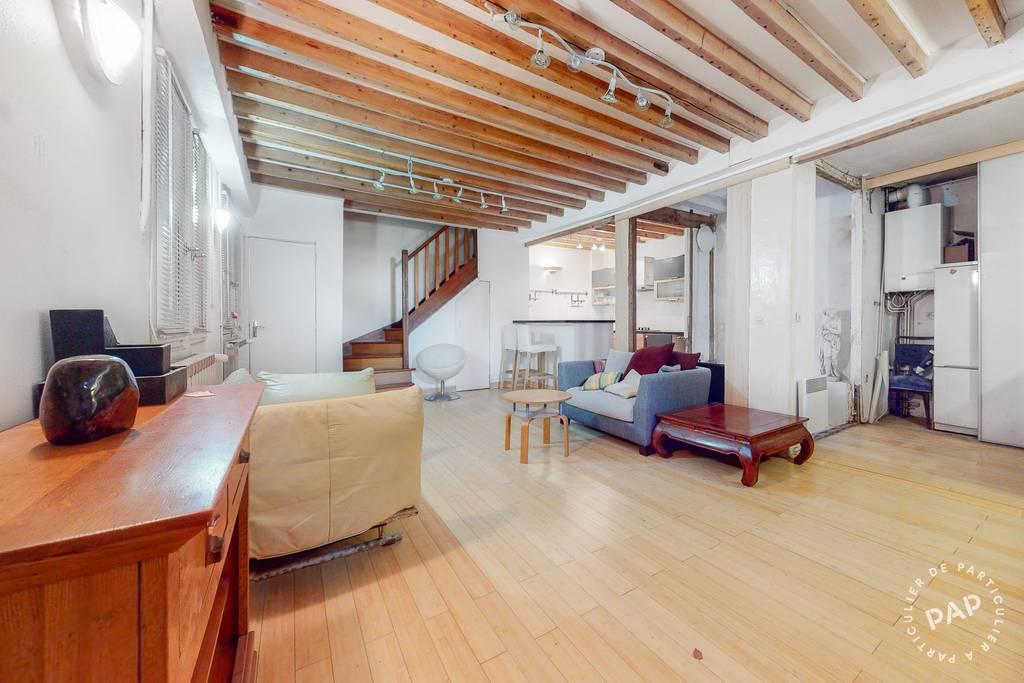 Vente immobilier 885.000€ Paris 17E (75017)
