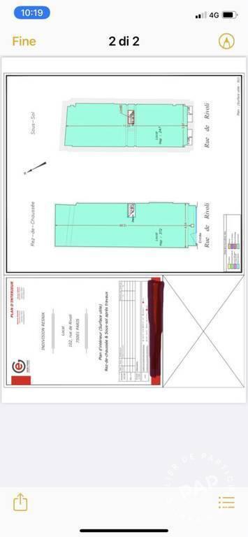 Location immobilier 11.500€ Paris 1Er (75001)