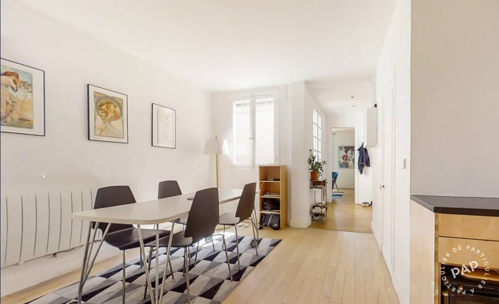 Vente immobilier 590.000€ Paris 10E (75010)