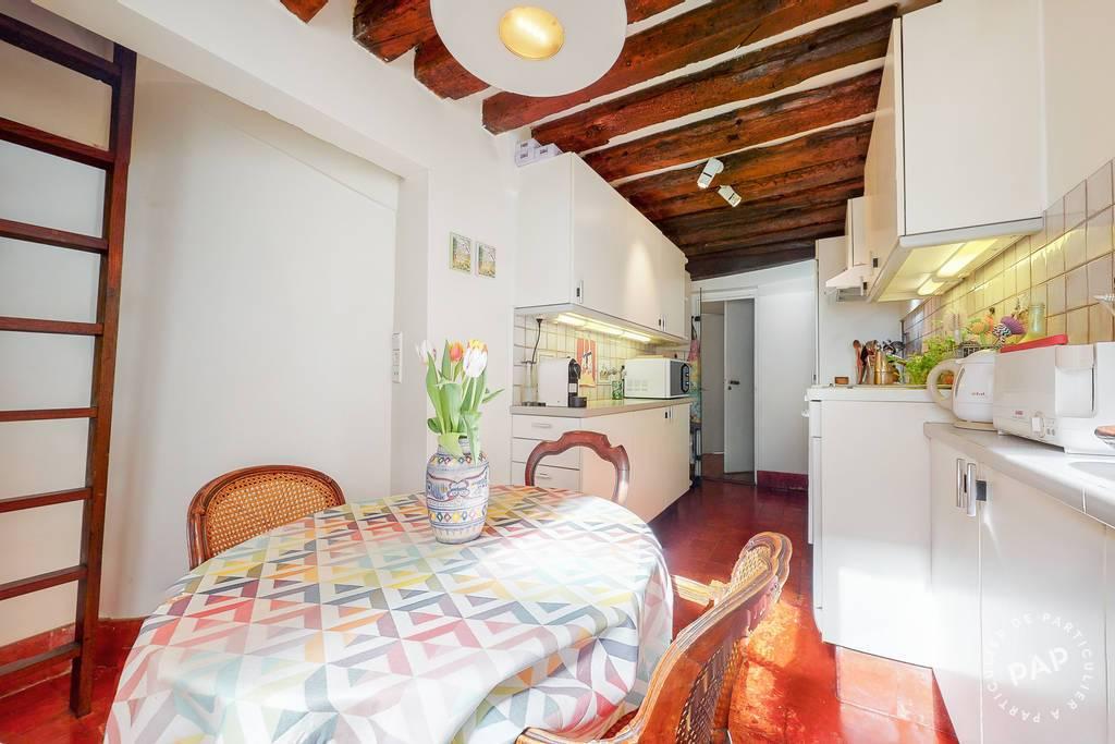 Vente immobilier 1.690.000€ Paris 4E (75004)