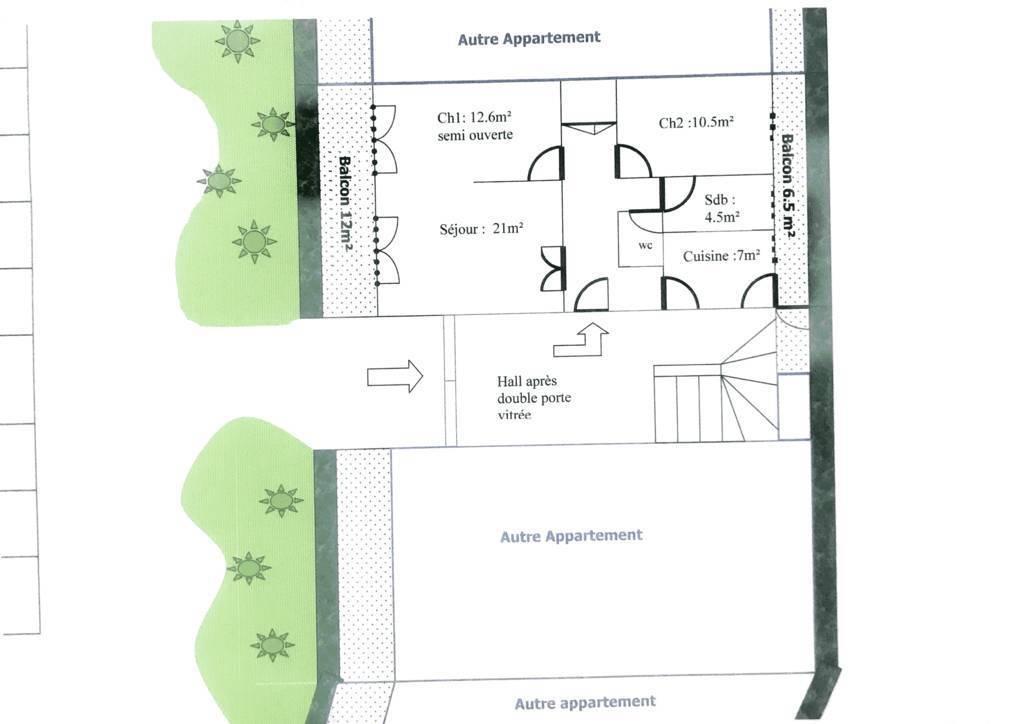 Vente immobilier 295.000€ Six-Fours-Les-Plages (83140)