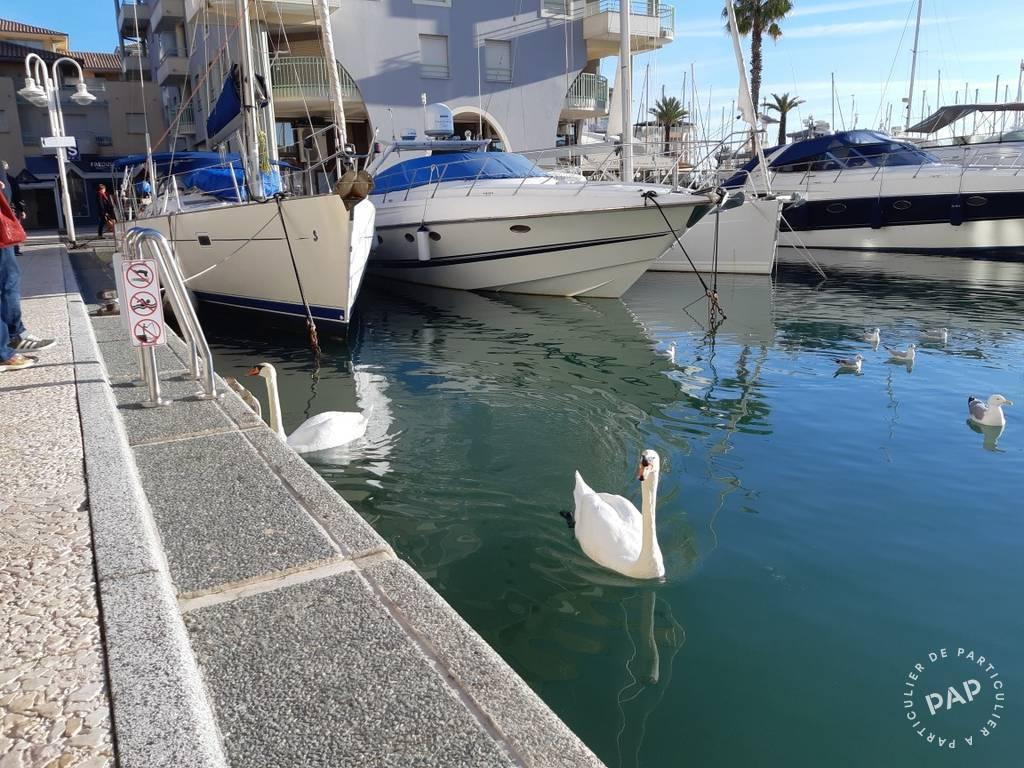 Vente immobilier 172.000€ Port Fréjus