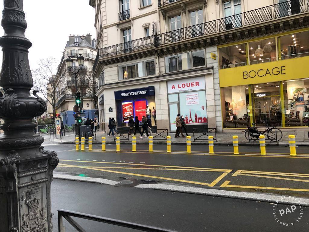 Local commercial Paris 1Er (75001) 11.500€
