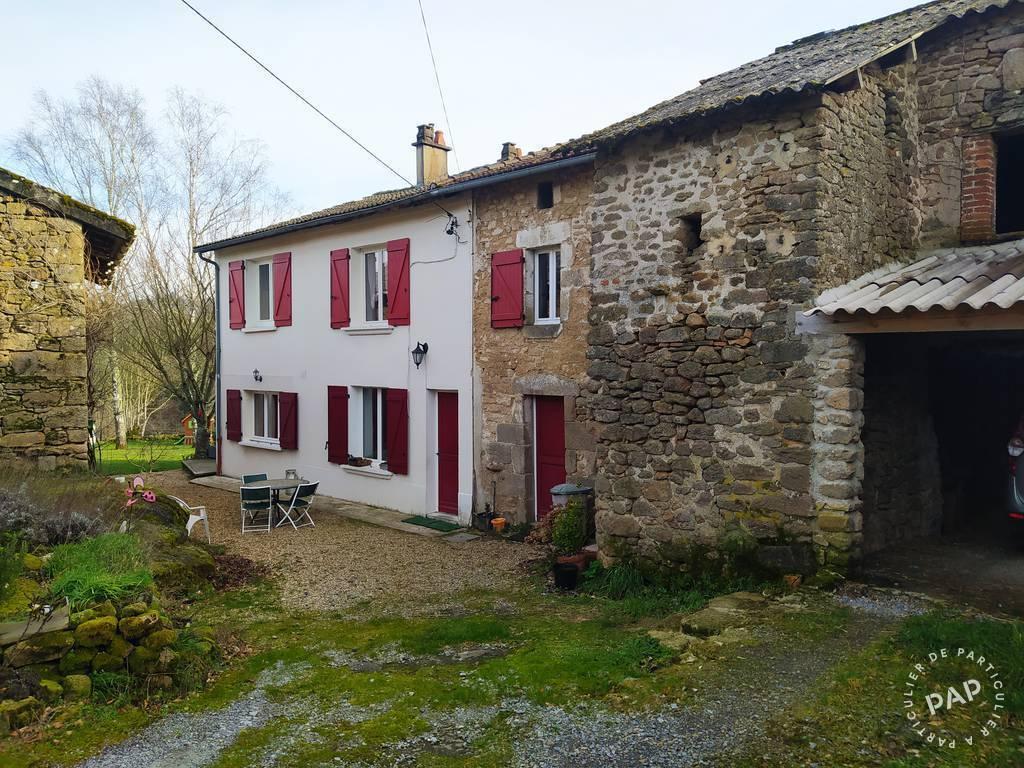 Maison Bessines-Sur-Gartempe (87250) 190.000€