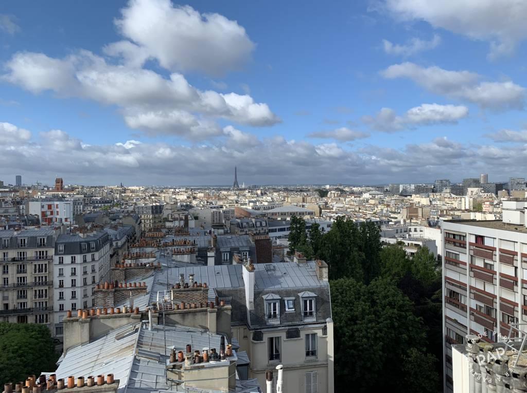 Appartement 995.000€ 70m² Paris 17E (75017)