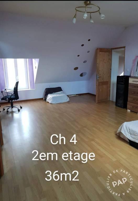 Maison 333.000€ 180m² Nanteuil-Lès-Meaux (77100)