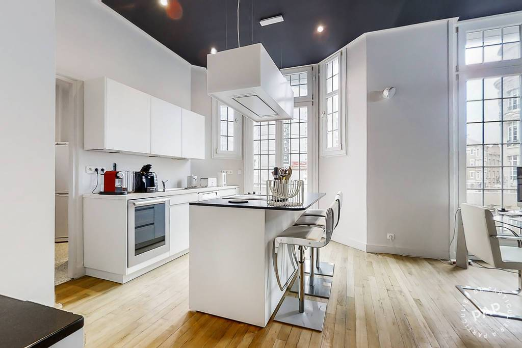 Appartement 475.000€ 90m² Lille (59800)