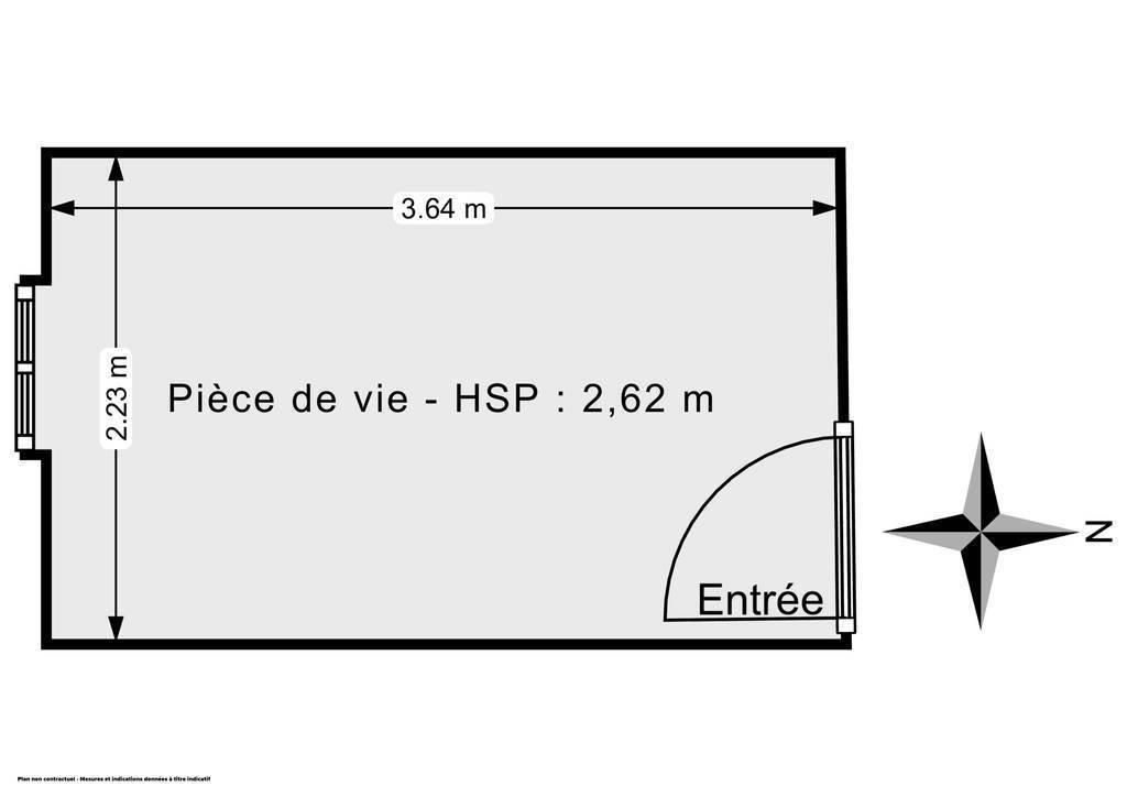 Appartement 80.000€ 8m² Paris 12E (75012)