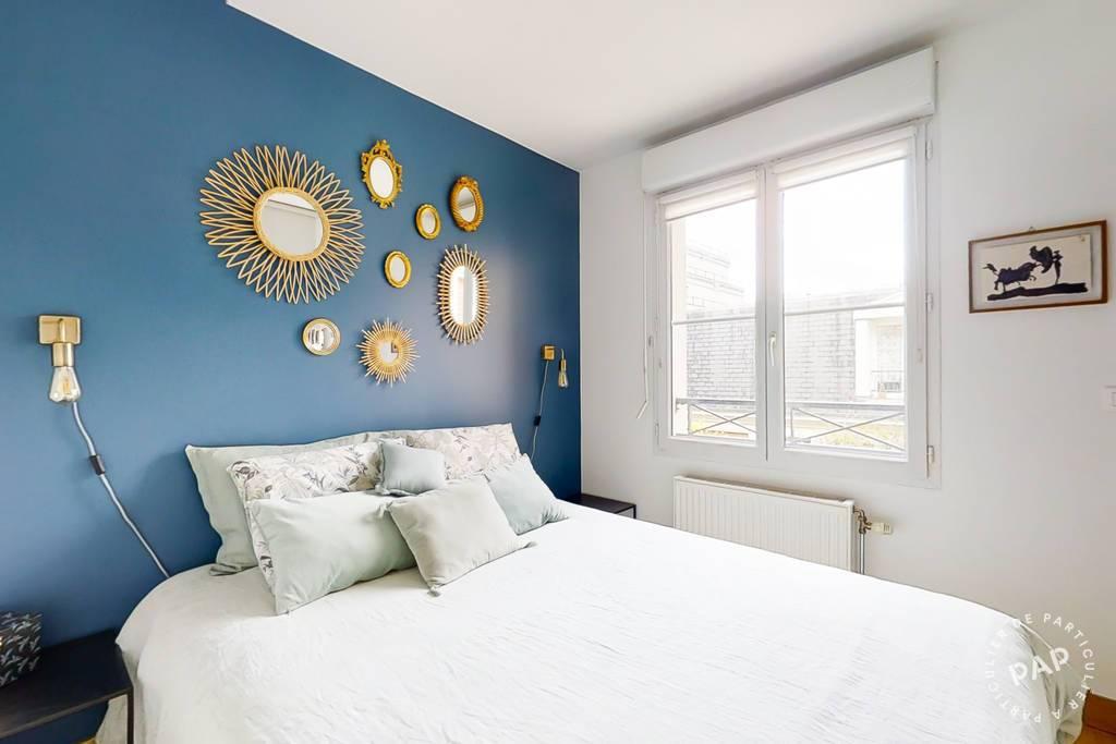 Appartement 645.000€ 70m² Asnières-Sur-Seine (92600)