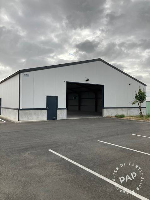 Local d'activité 4.800€ 657m² Lizy-Sur-Ourcq (77440)