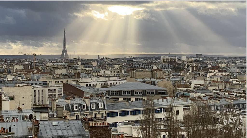 Vente Paris 17E (75017) 70m²