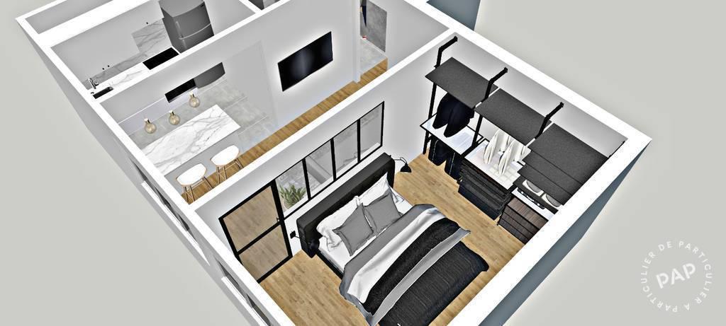 Immobilier Paris 14E (75014) 369.000€ 36m²