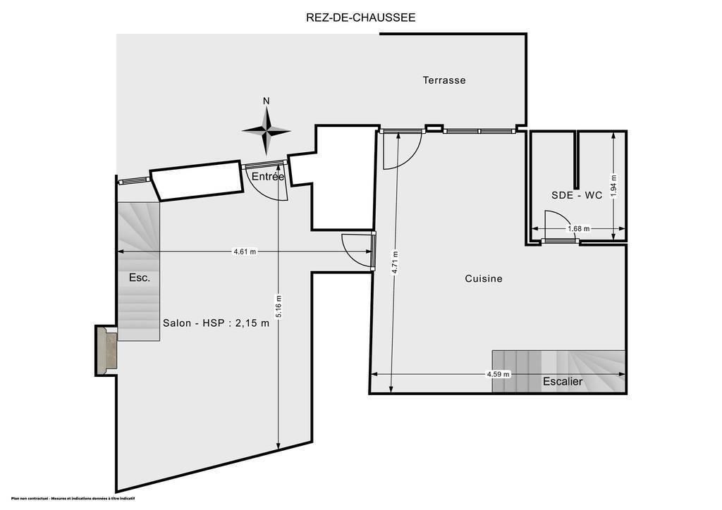 Vente Maison Jobourg 70m² 145.000€
