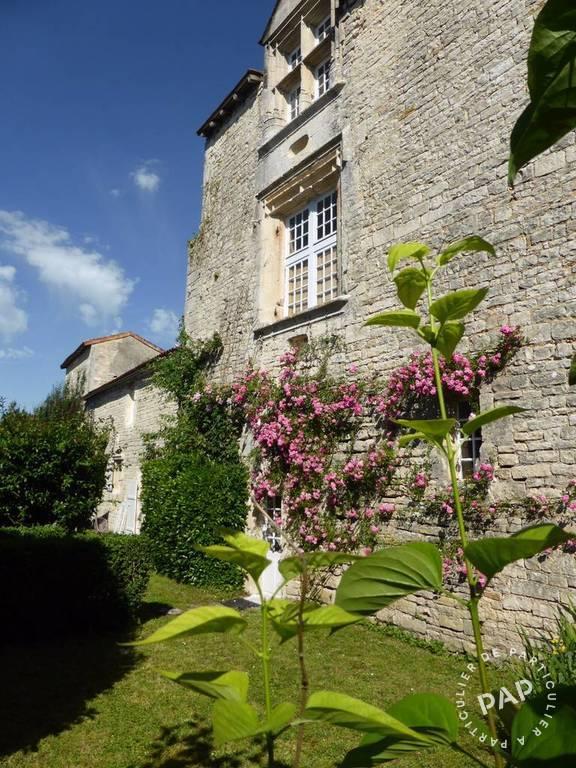 Vente Maison Saint-Fraigne (16140)