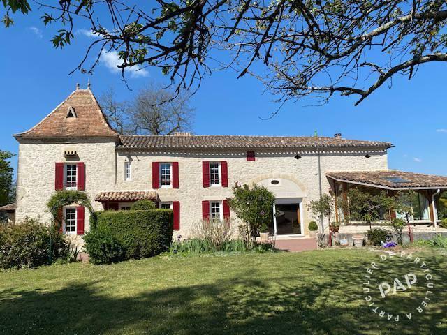 Maison Baleyssagues (47120) 499.000€