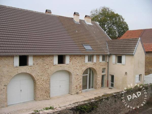 Vente maison 6 pièces Brans (39290)
