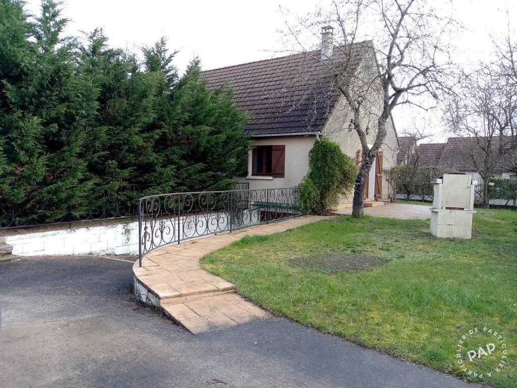 Vente maison 4 pièces Montcresson (45700)