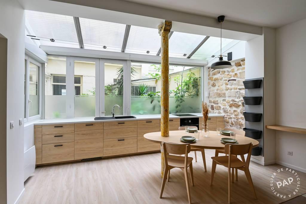 Location Appartement Paris 10E (75010) 45m² 1.650€