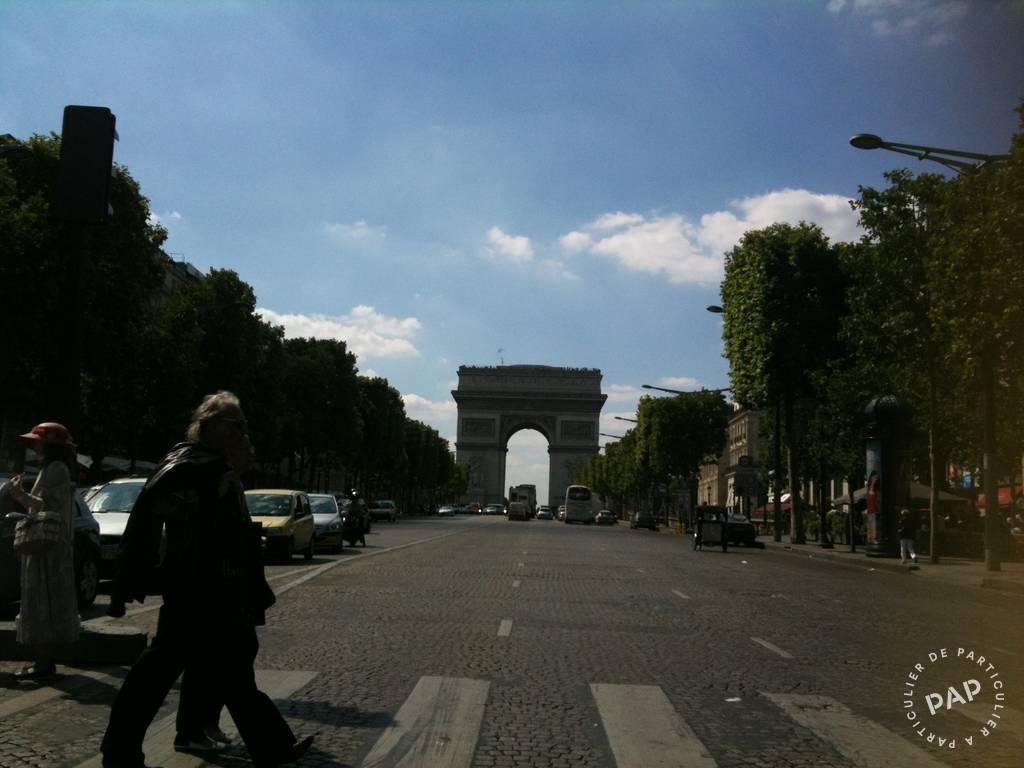 Location Appartement Paris 8E 9m² 599€
