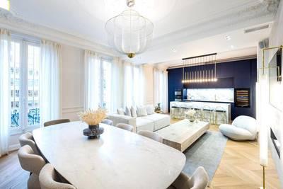 Vente appartement 5pièces 120m² Paris 17E (75017) - 1.815.000€