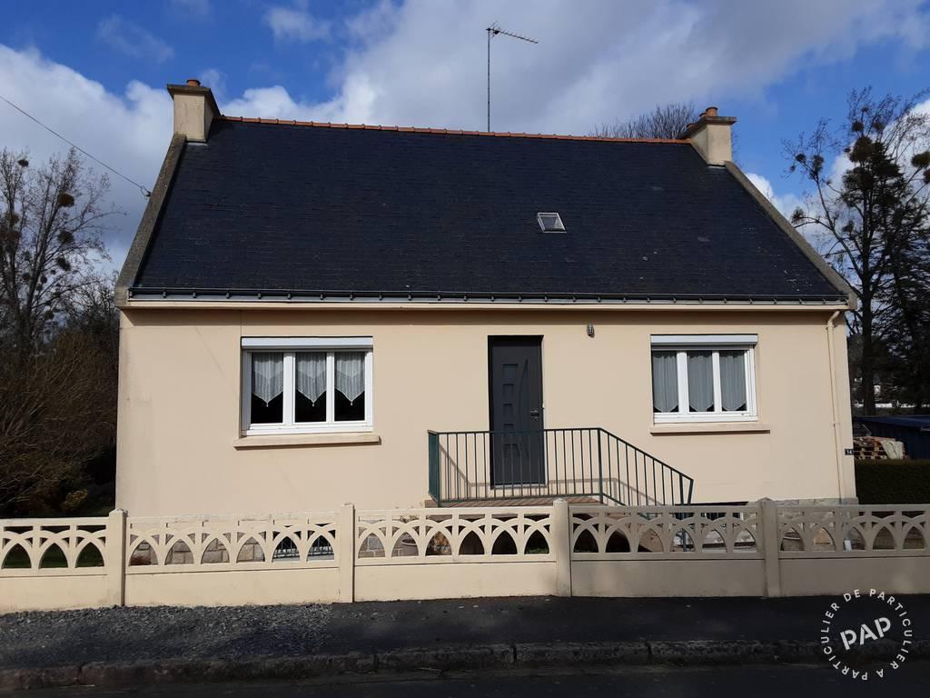 Vente maison 5 pièces Lanrelas (22250)