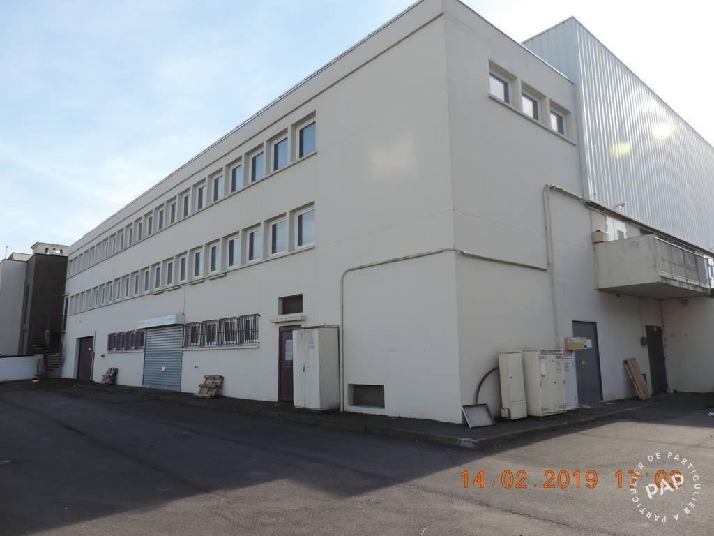 Vente et location Local d'activité Garges-Lès-Gonesse (95140) 1.700m² 14.500€